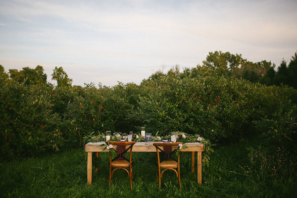 Wedding Farm Table 2