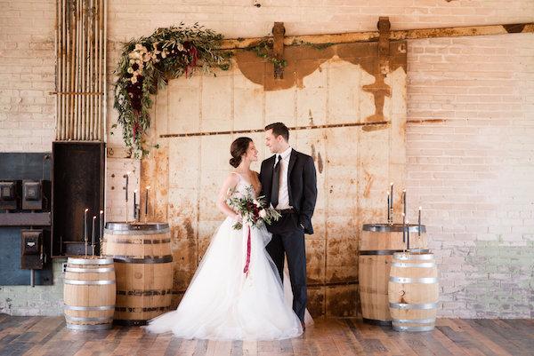 View More: http://weddingsbyraisa.pass.us/journeyman-distillery-styled-shoot-weddings-by-raisa