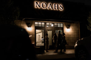 The outside of Noah's event venue auburn hills, mi