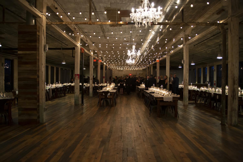 Rustic Michigan wedding venue