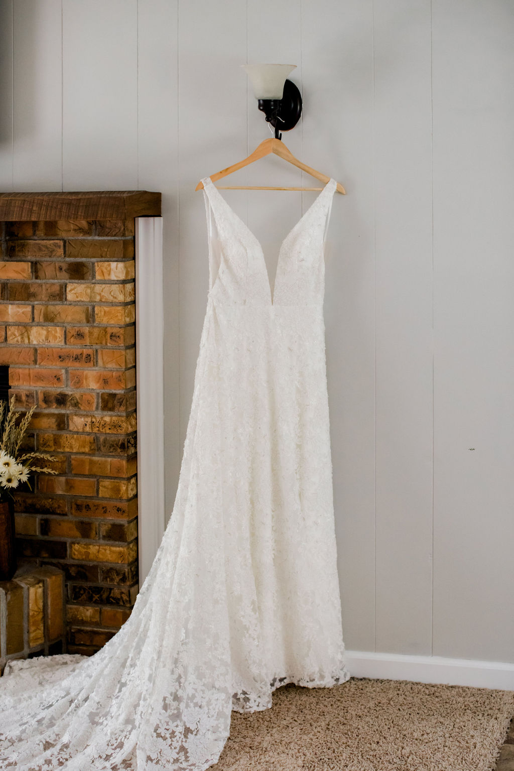 Jackson, MI wedding gown