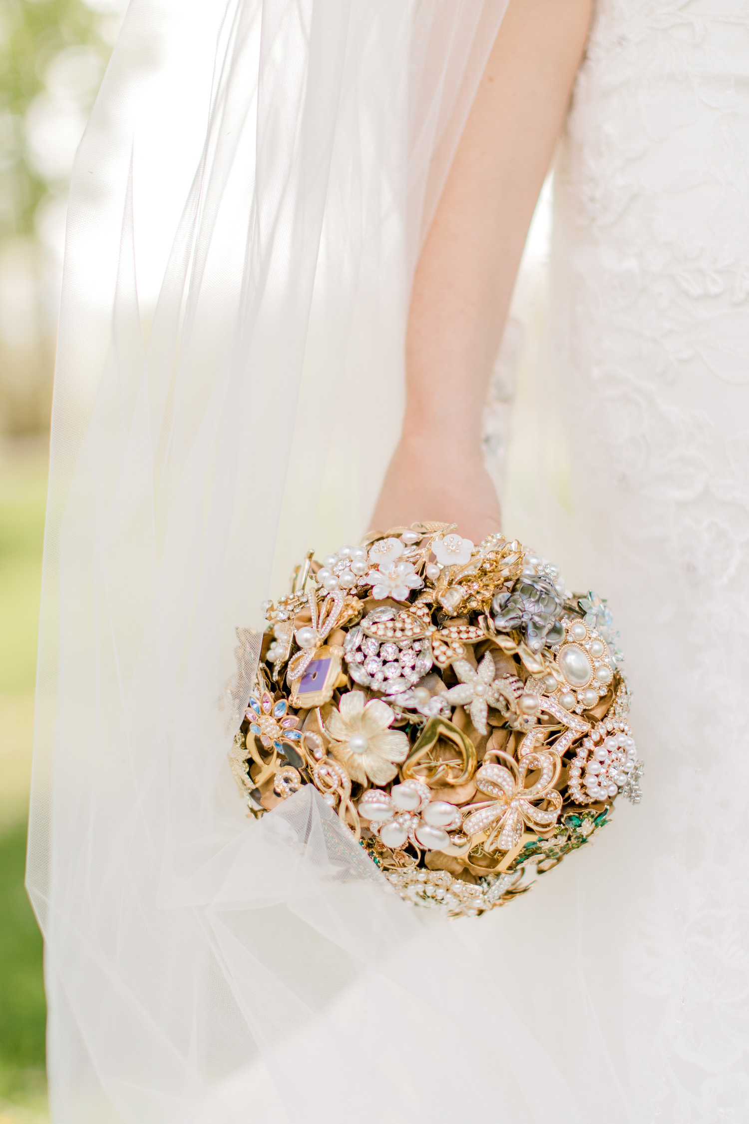 Brides bouquet for City Flats Hotel wedding